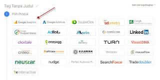 google tag manage Google Analytics