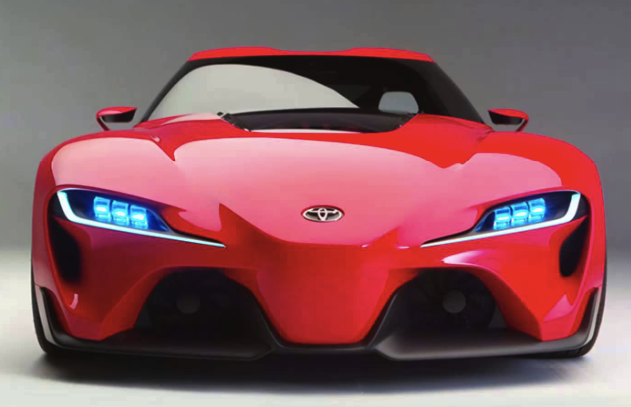 Toyota Supra and BMW Z4 getting ready for 2018 launch Review