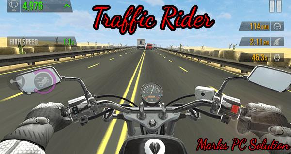 Traffic Rider Bike