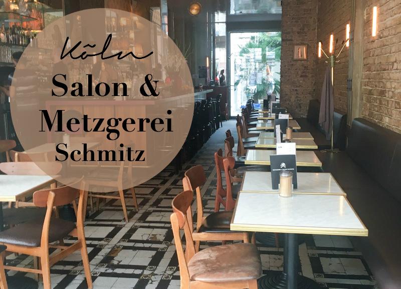 Salon und Metzgerei Schmitz in Köln