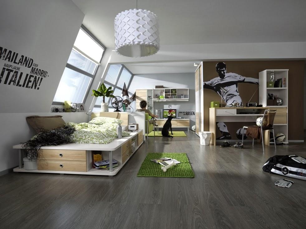 Dise os de dormitorios para adolescentes modernos - Dormitorio diseno moderno ...