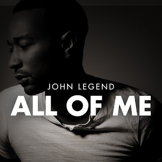 Kunci Gitar John Legend – All Of Me mudah