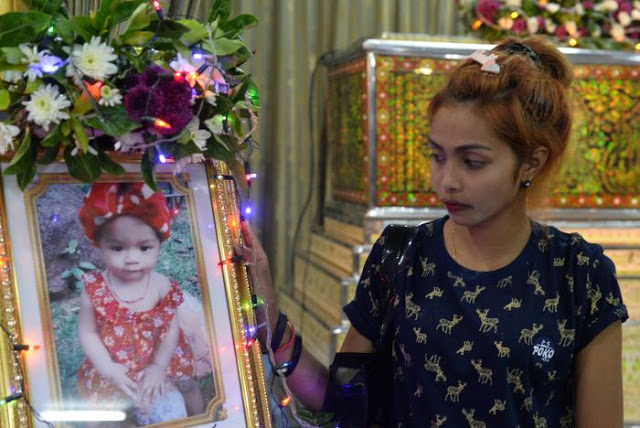 Thai Father Committed Suicide After Slaying His 11-Month-Old Baby And Posts It On Facebook Live!