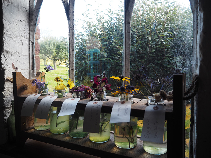 Croft Castle Garden Shed