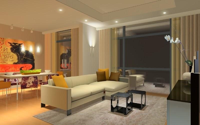 Desain Plafon Rumah Minimalis  Kumpulan Gambar Desain