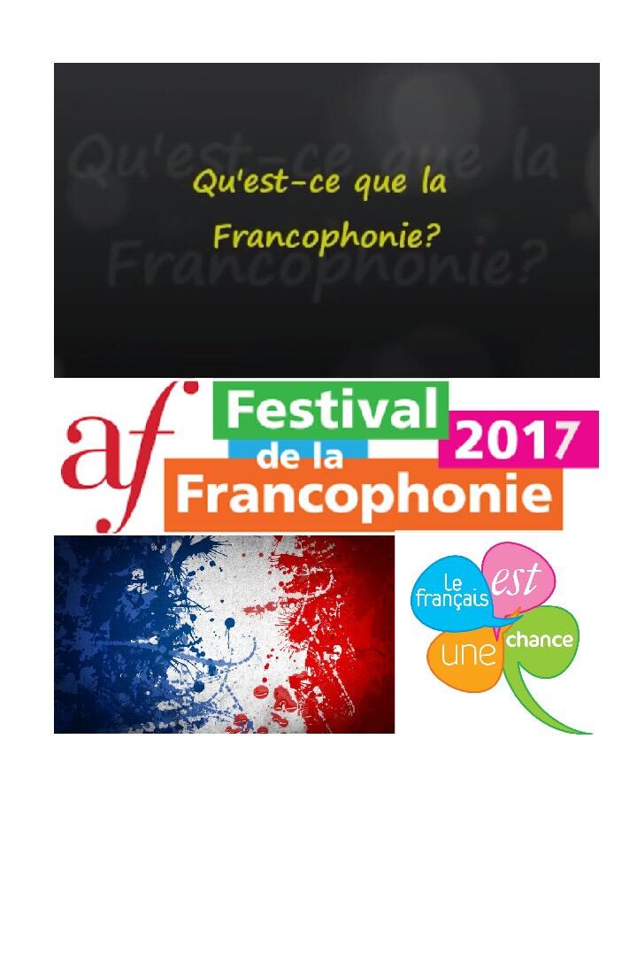Agustinas Valladolid - 2017 -ESO y Bachillerato - Día Internacional de la Francofonía