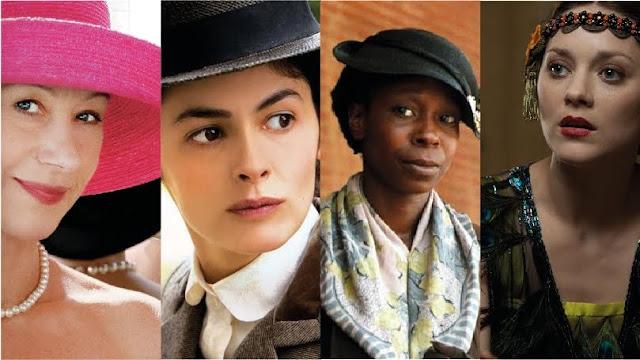 """Ciclo de Cine """"Mujeres"""""""