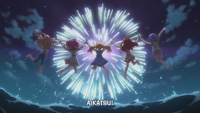 Download Aikatsu Stars! Movie – Pulau Aikatsu Subtitle Indonesia