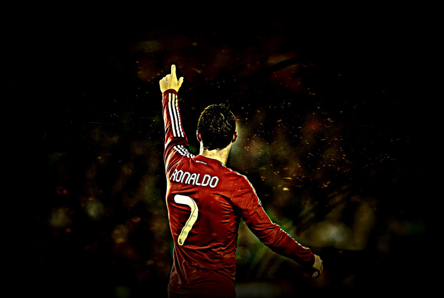 ALL SPORTS CELEBRITIES: Cristiano Ronaldo New HD Wallpapers 2013