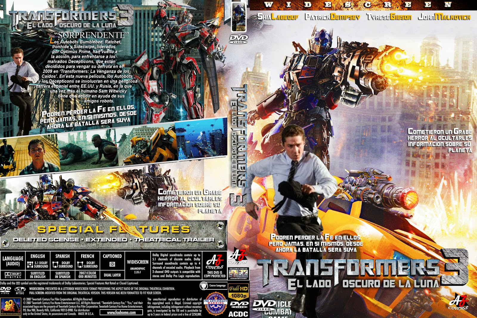 Transformers dvd - Actual Coupons