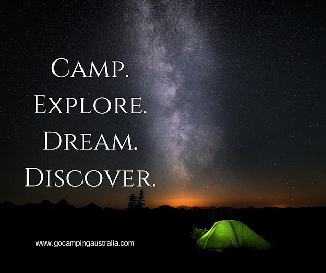 Camping Quotes And Images To Inspire You To Go Outdoors