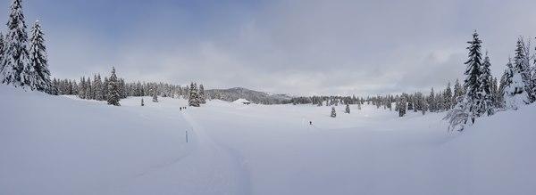 Nieves eternas en Suiza
