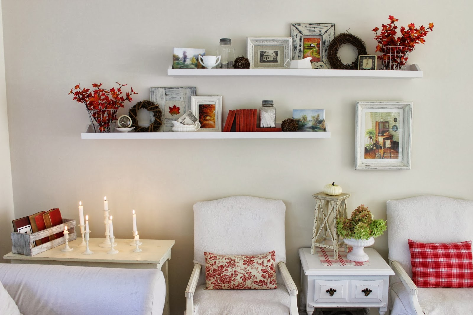 Tis Autumn Living Room Fall Decor Ideas: Happy At Home: Autumn Inspired Living Room