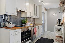 Desain Dapur Minimalis Untuk Rumah Type 36