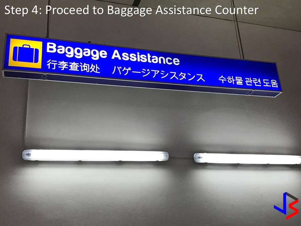 lost luggage reimbursement