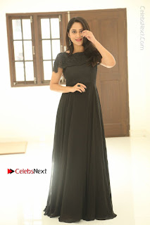 Actress Miya George Latest Po Gallery in Black Gown  0291.JPG