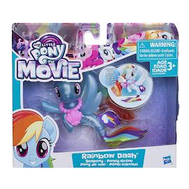 My Little Pony Seapony Rainbow Dash Brushable Pony