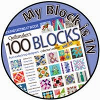 Quiltmaker's 100 Blocks, Vol. 10