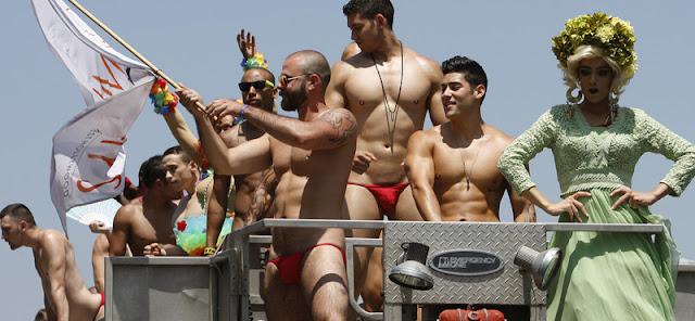Lugares gays e gls em Los Angeles