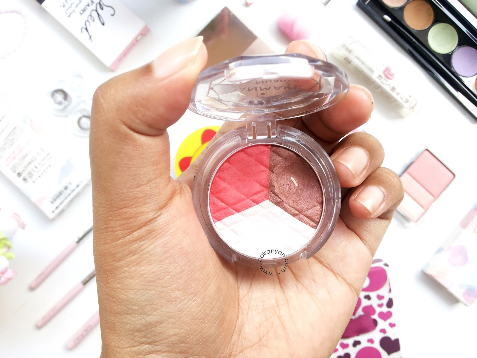 canmake-eye-nuance, review-canmake-eye-nuance, eyeshadow-canmake