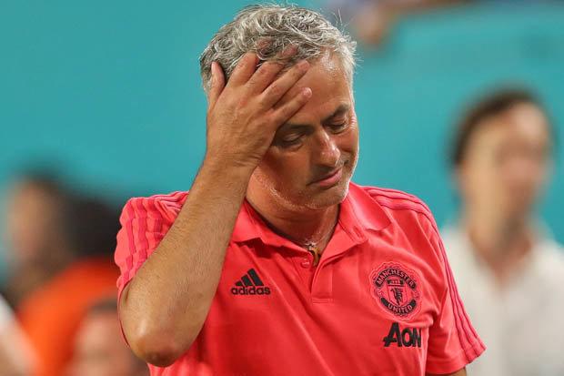 Why Manchester United struggled – Mourinho