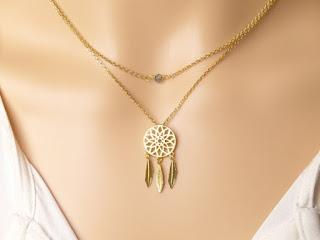 colliers originaux femme