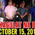 Nakakagulat Na Balita Ngayon October 15, 2017 - Pres. Duterte | Bautista | Lacson | Trillanes