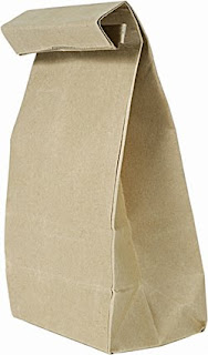 Paper Bag, Dry (Sorry - we couldn't find a public domain image of a wet paper bag!)