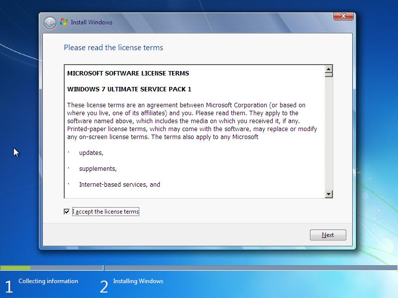 Cara Install Windows 7 (Lengkap Dengan Gambar) 3