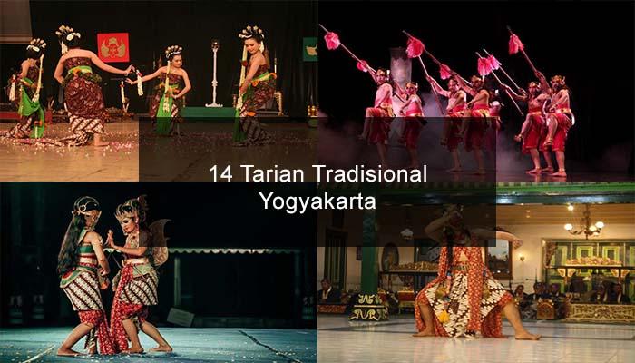 Inilah 14 Tarian Tradisional Dari Yogyakarta Dan Penjelasannya