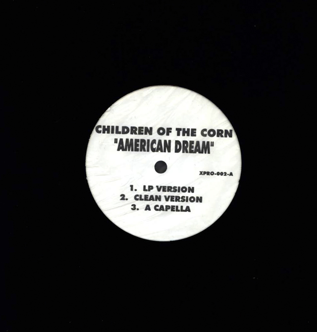 Children of the corn big l mase camron bloodshed herb mcgruff american dream vinyl