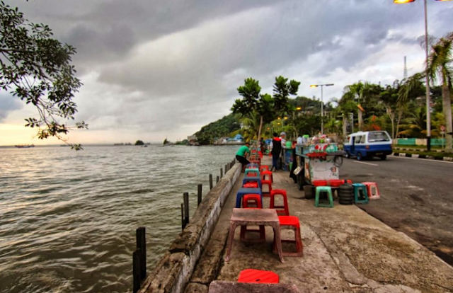 Wisata Pantai Balikpapan: Pantai Melawai
