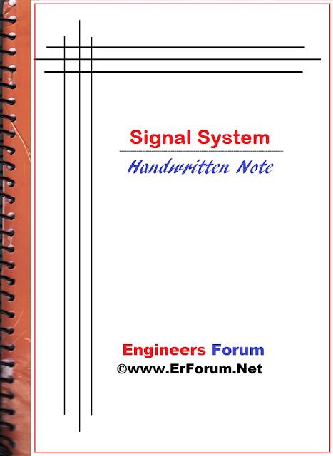 signal-system-handwritten-note