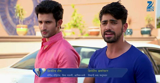 """Zeeworld: Sunday April 22 Update On """"Fire And Ice"""" Episode 139-140"""