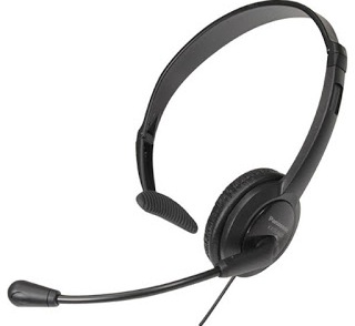 Panasonic RP-TCA400E-K Headphone