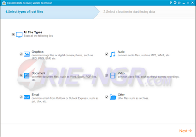 EaseUS Data Recovery Wizard Pro Technician 11.0.0 Full Keygen