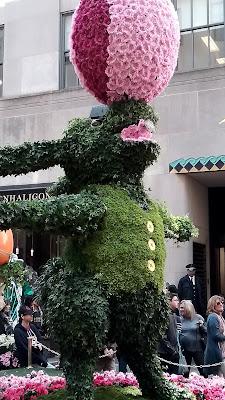 Easter Bunny Rockefeller Plaza