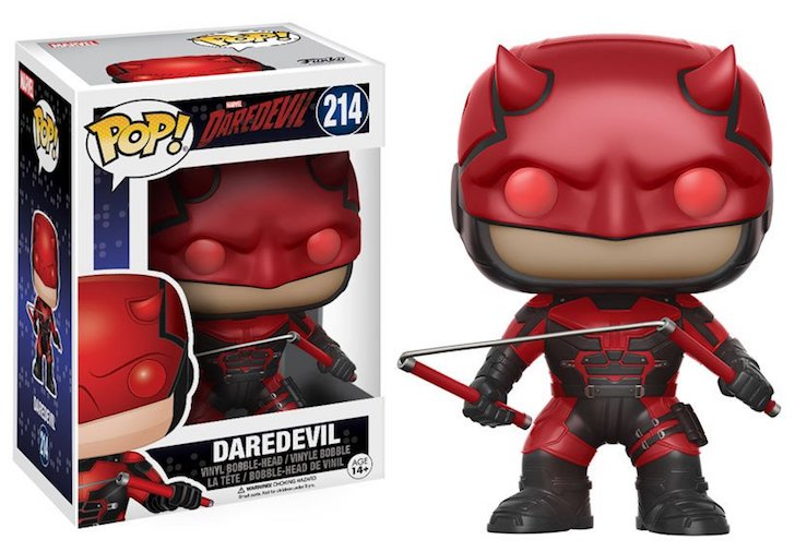 Daredevil Marvel Pop! Vinyl #214