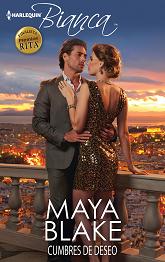 Maya Blake - Cumbres de Deseo