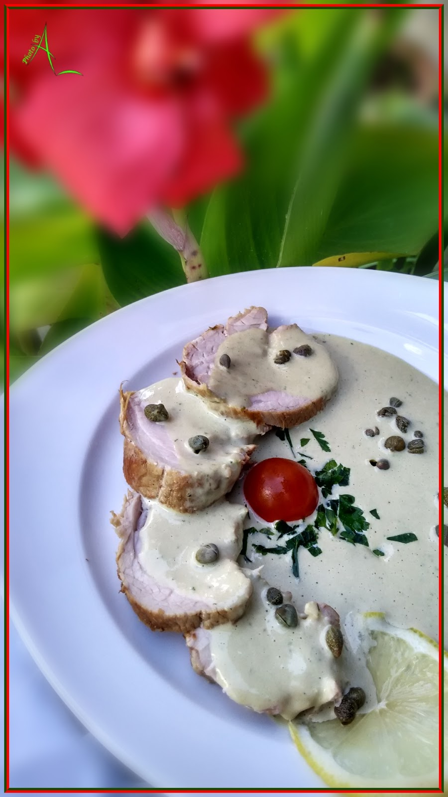 la cuisine de christine le vitello tonnato de christine