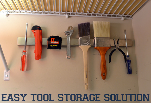 Tool Storage Magnetic Strip Ikea