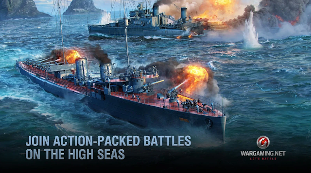 World of Warships Blitz Apk Android Akozo