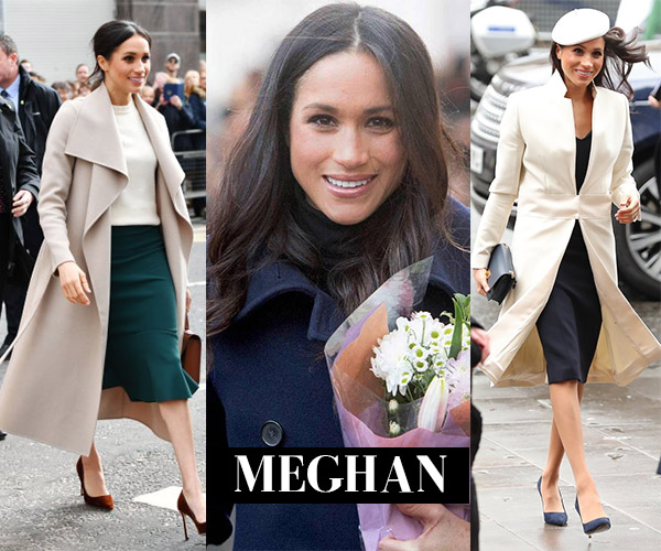 Meghan Markle's closet best fashion items