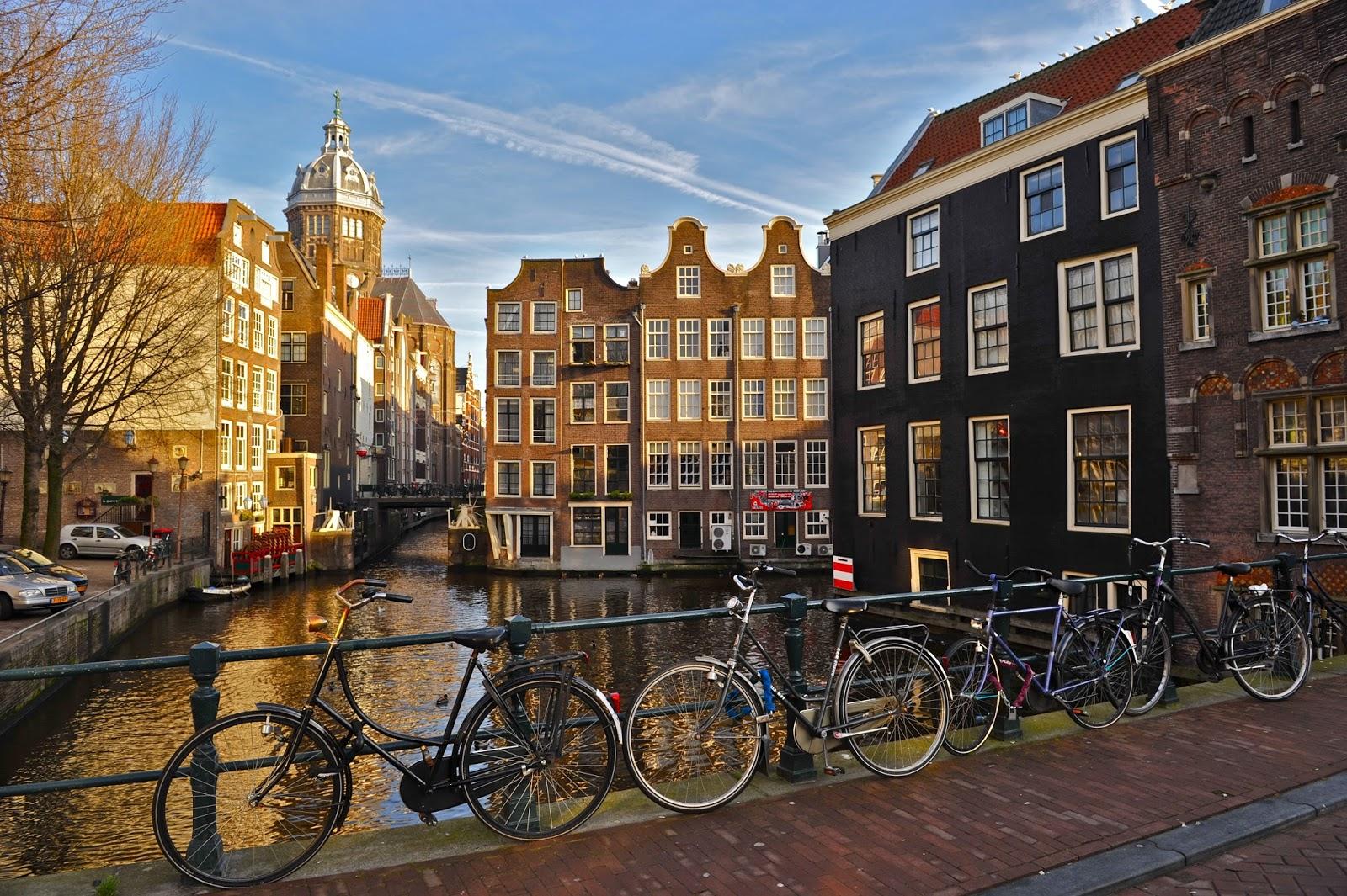 Travel  Adventures The Netherlands  Nederland  A voyage to Netherlands Europe  Amsterdam
