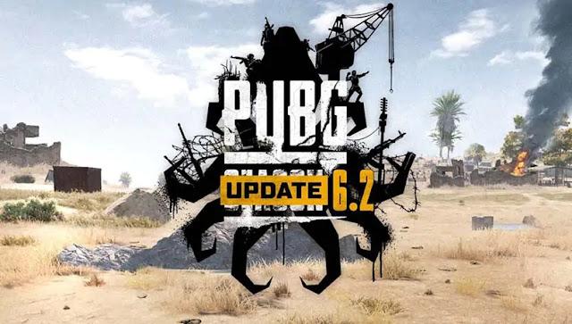 PUBG 6.2 güncellemesiyle gelen Yenilikler!
