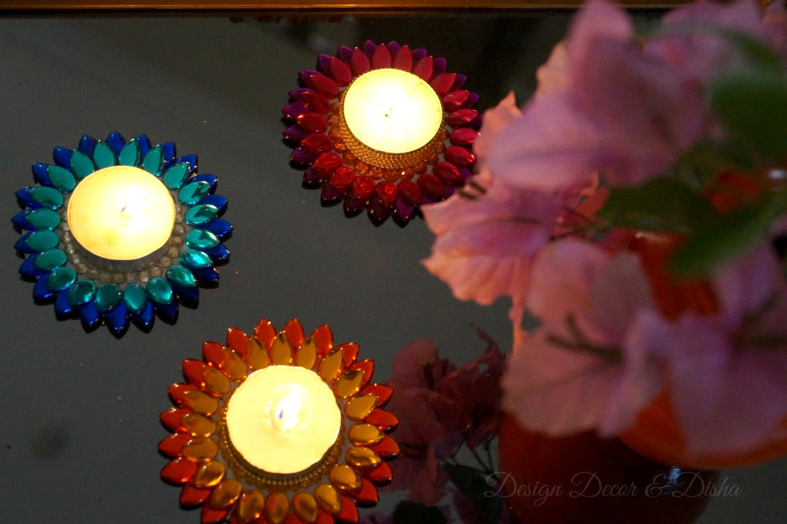 Diwali Decoration Ideas And Crafts Design Decor And Disha An Indian Design And Decor Blog Diy