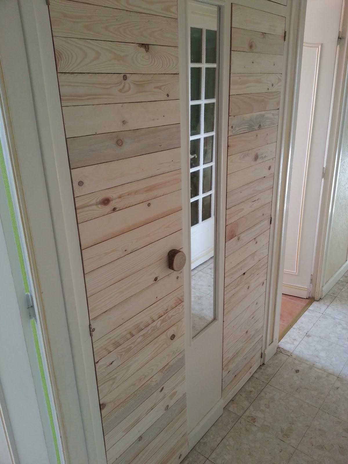 ludo la bricole portes de placard. Black Bedroom Furniture Sets. Home Design Ideas