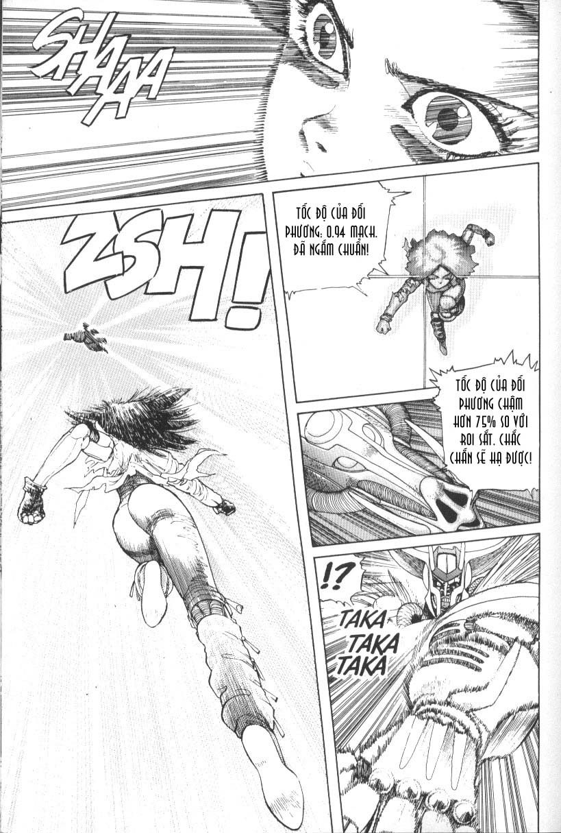 Battle Angel Alita chapter 06 trang 7
