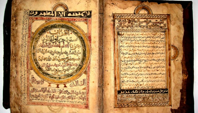ancient koran says mohammed was killed by Aesha