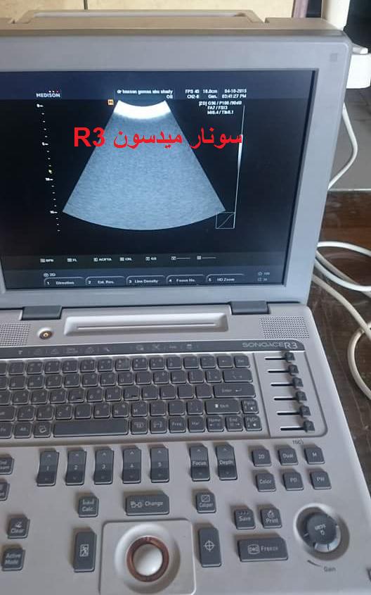 جهاز سونار للبيع ماديسونR3 مستعمل